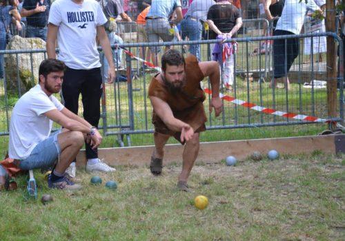 Concours de boules - Fêtes des Menhirs Languidic - Morbihan